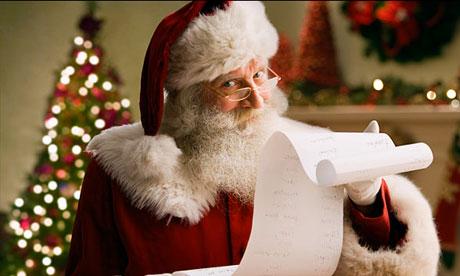 Babbo Natale come consegna tutti i regali in una notte?