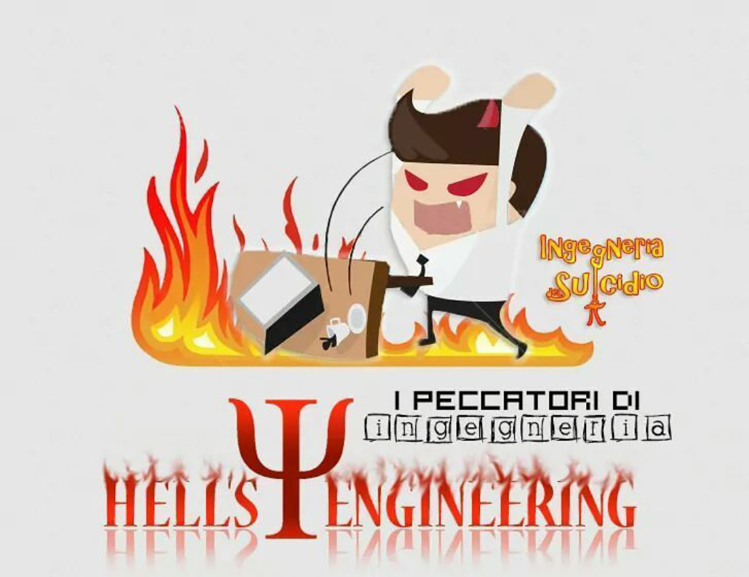 I peccatori di ingegneria: hell's engineering