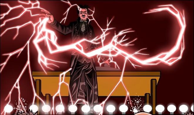 Nikola Tesla nella letteratura moderna – Libri, romanzi e graphic novel da avere