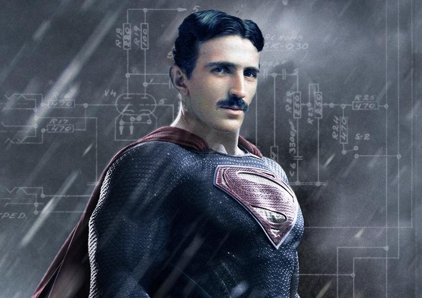 I superpoteri di Nikola Tesla
