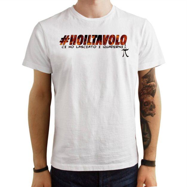Maglietta HO IL TAVOLO - Ingegneria del Suicidio