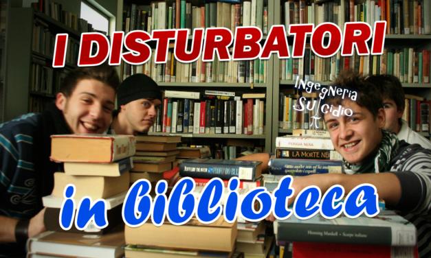 I 5 tipi di disturbatori seriali in biblioteca