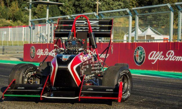 Il motore elettrico di Race up