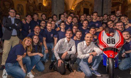Piacere, noi siamo l'UniBo Motorsport – Motostudent Team